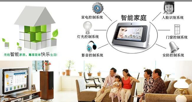 浅析目前智能家居安防系统种类图片-智能安防系统 小区智能安防系统 图片