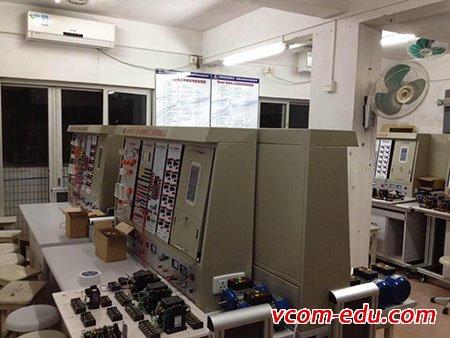 vdg-zb01维修电工教学展板
