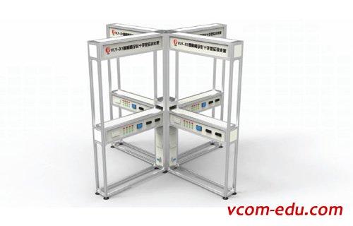 强化学生对楼宇智能化系统各模块的安装